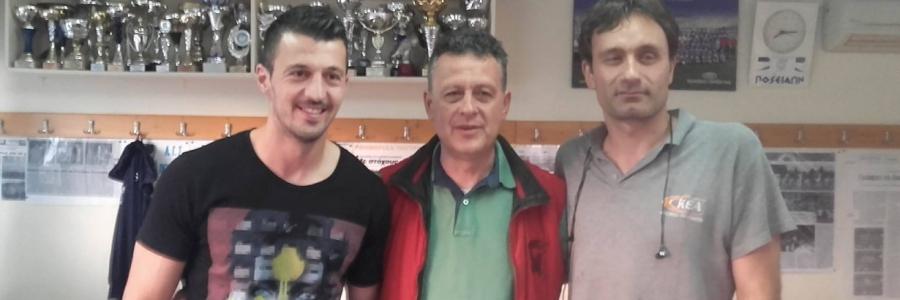 Χατζόπουλος, Πολυκάρποφ οι πρώτες ανανεώσεις και έπεται συνέχεια